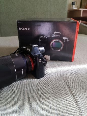 Фотоапарат Sony Alpha 7 Body