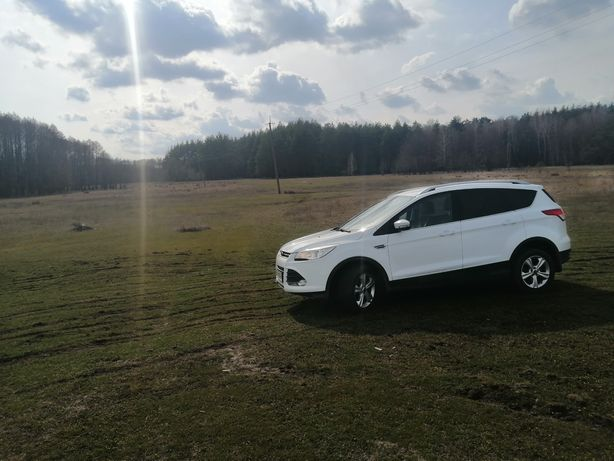 Ford Kuga 2014 украинец, официал.