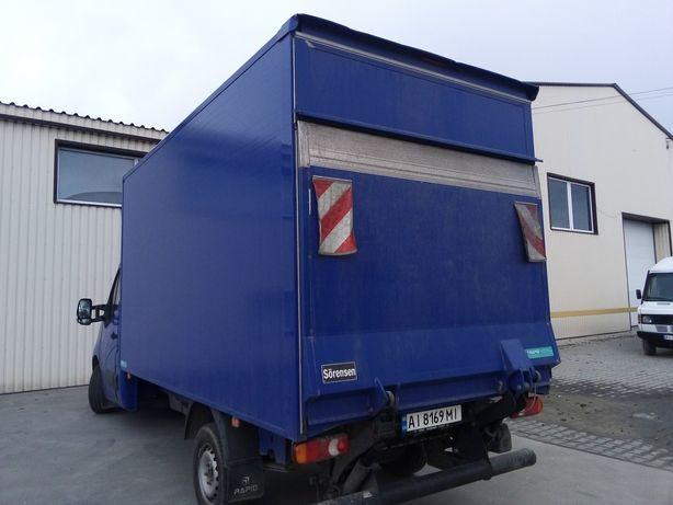 Гидроборт, вантажные перевозки