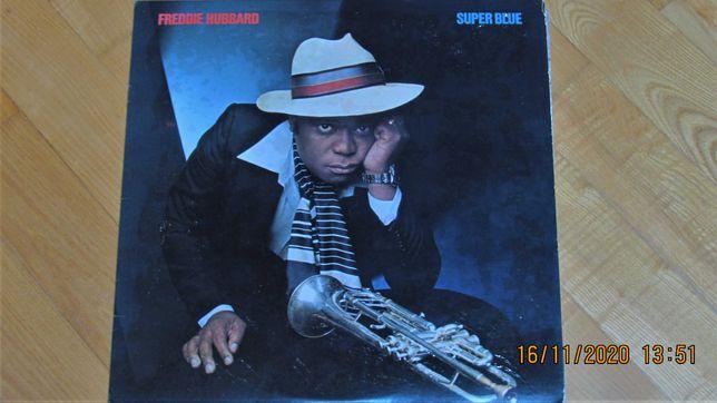Freddie Hubbard - Super Blue; USA LP, 1-press;  NM