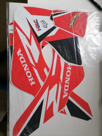 kit autocolantes Honda CR125/CR250