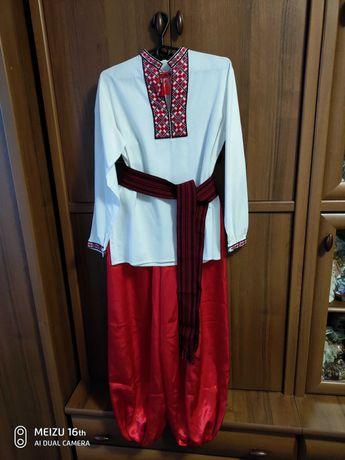 Национальний украинский костюм для мальчика!
