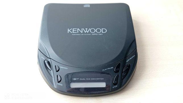 Discman Kenwood DPC-141 odtwarzacz płyt kompaktowych SONY PANASONIC