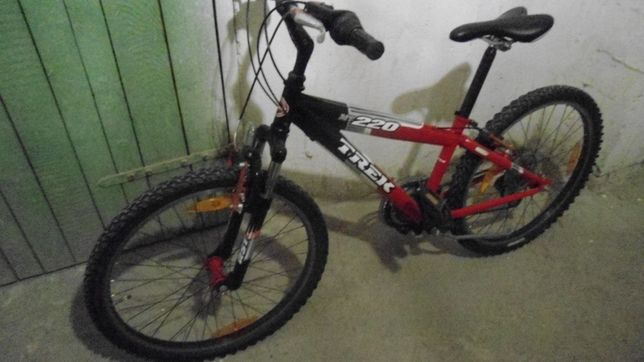 sprzedam rower trek junior
