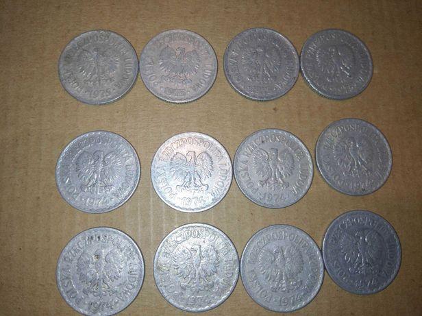 1 złoty rok 1974.75,1949