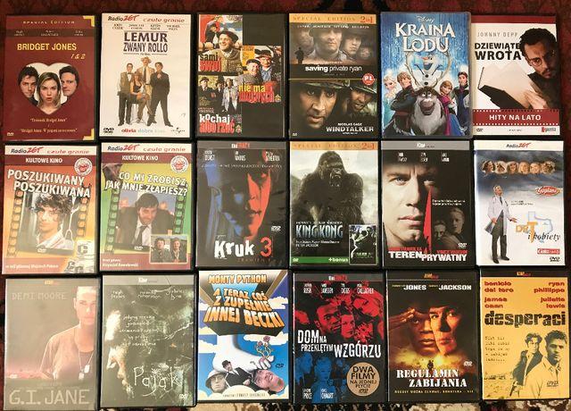 Ponad 65 płyt DVD z filmami. Za bezcen. Warto