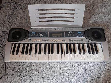 49-Key Electronic Keyboard