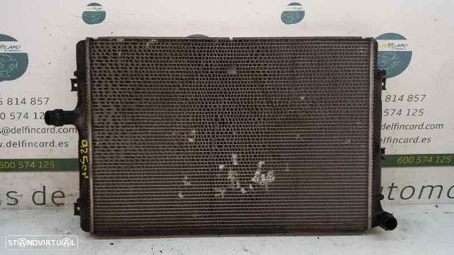 1K0121251EH Radiador de água SKODA OCTAVIA II (1Z3) 2.0 RS BWA