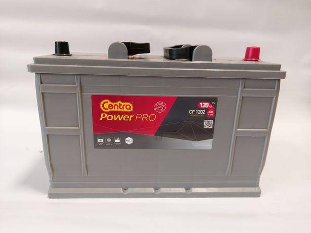Akumulator CENTRA 120Ah 12V 870A