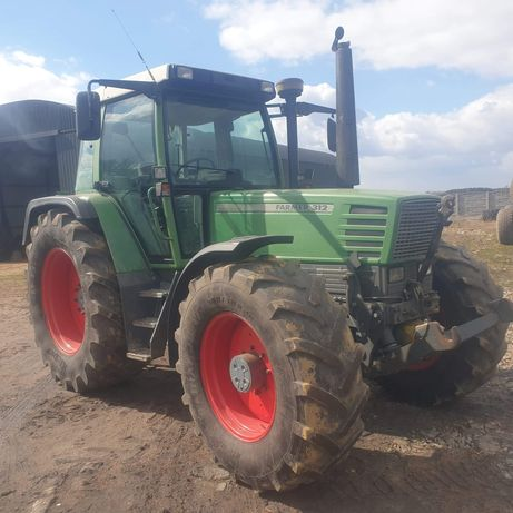 Fendt 312 6 cylindrowy