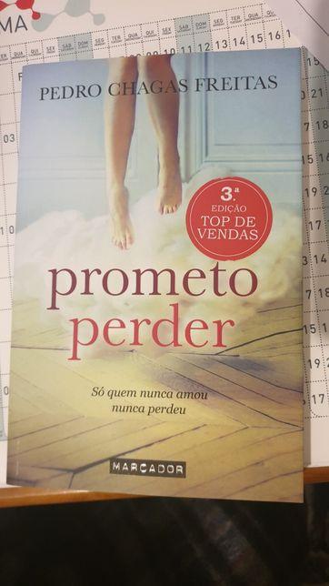 Livro Prometo Perder