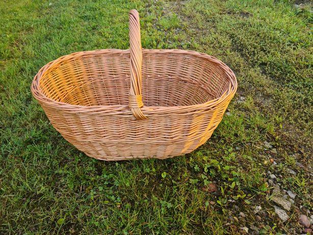 Duży koszyk na grzyby