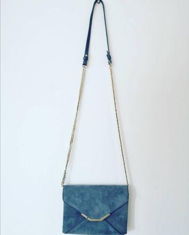 Skórzana torebka damska L. K. BENNETT