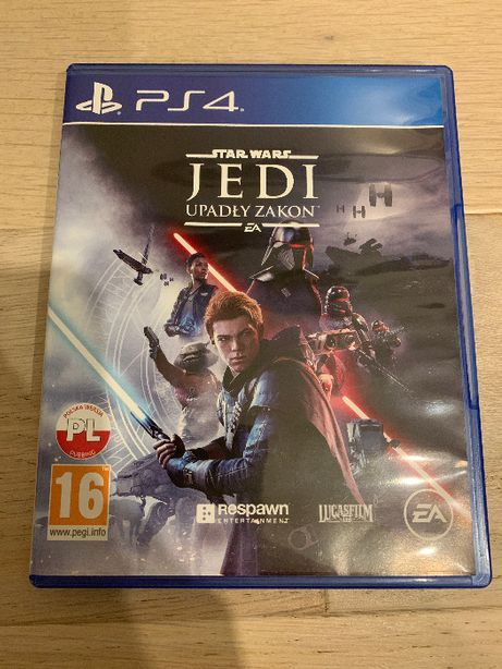 Star Wars Jedi: Upadły zakon (Fallen Order) PS4