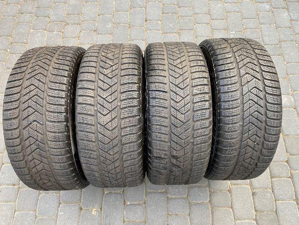 Opony Pirelli Sottozero 3 - 245/40/18