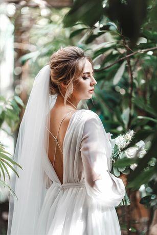 Индивидуальный пошив (ремонт) свадебных и вечерних платьев