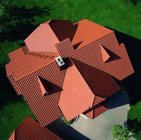 Крыша. Кровельные работы. Любыми современными материалами