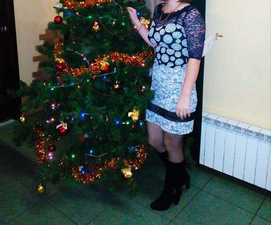 Платье нарядное 300 гр