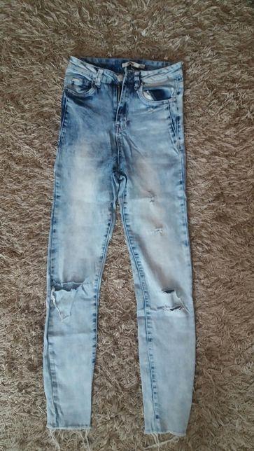 Spodnie Sinsay 164/S
