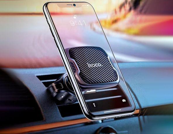 НОВЫЕ! hoco CA65 Автомобильный держатель телефона холдер магнит печка
