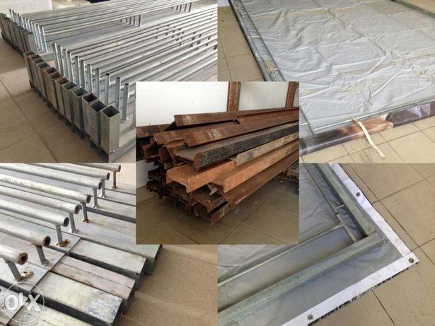 Painéis e Estruturas para Outdoors 8x3m ou 4x3m
