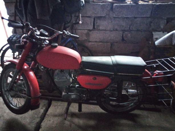 Мотоцикл мотоцикл