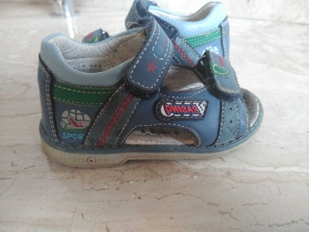 Sandałki sandały chłopięce 20