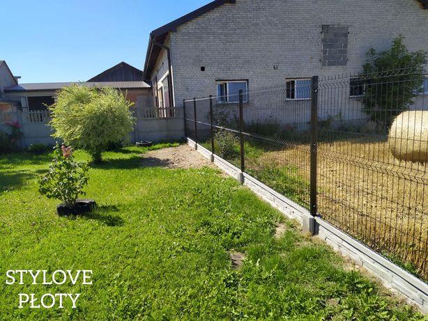 Montaż ogrodzeń panelowych