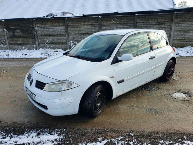 Renault Megane II 2 dlugie oplaty, okazja, dowoz pod DOM,