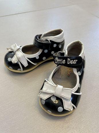 Ортопедические туфли босоножки на девочку