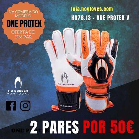 Luvas HO Soccer One Protek 2 pares por 50€