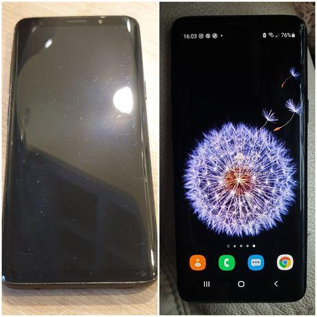 Samsung S9 czarny stan b dobry