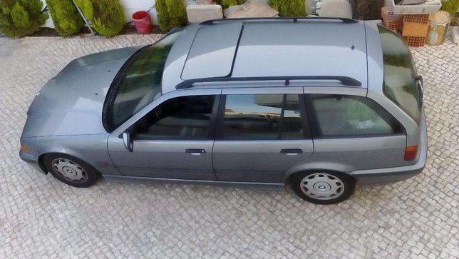 BMW turbodiesel carrinha luxuosa impecavel