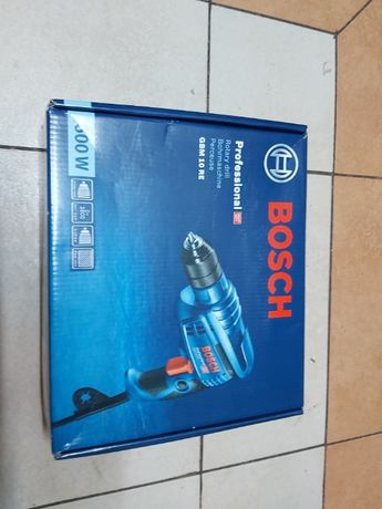 Wiertarka Bosch GBM 10 RE 600 w