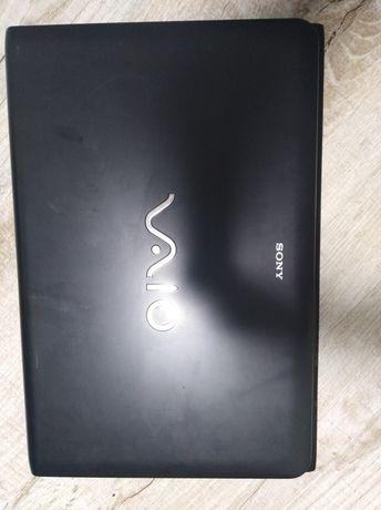 Ноутбук Sony VAIO SVE151D11M, пентиум!