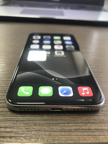 Iphone X 64GB White / no face id