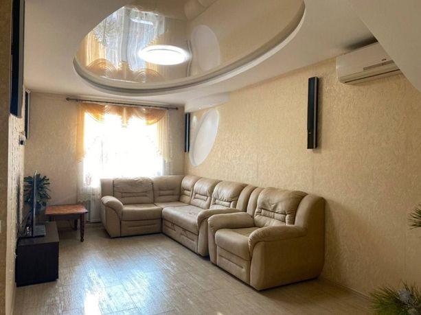 Продам светлую двухуровневую 3-х комнатную квартиру в ЖК Олимпийский Л