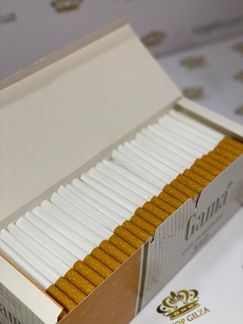 ГАМА 500 Гильзы для сигарет, гильзы для табака, сигаретные гильзы