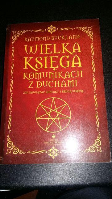 Sprzedam książkę Wielka księga komunikacji z duchami