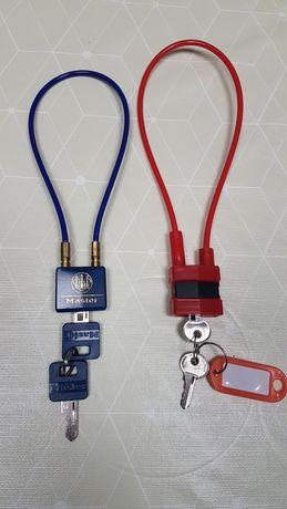 Cadeado pistola ou carabina Leveraction
