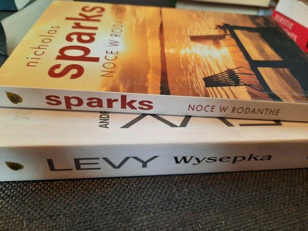 Levy/Sparks,2 historie o miłości.