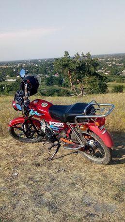 Продам мопед, мотоцикл Альфа 110