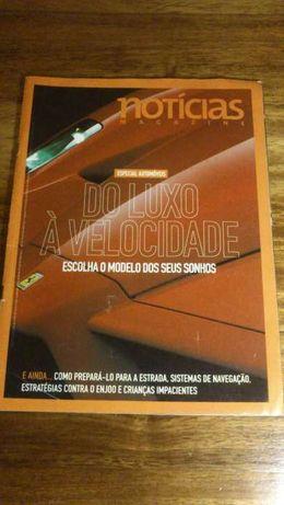 Revista de carros - Notícias Magazine (JN)
