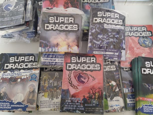 Revista Super Dragões