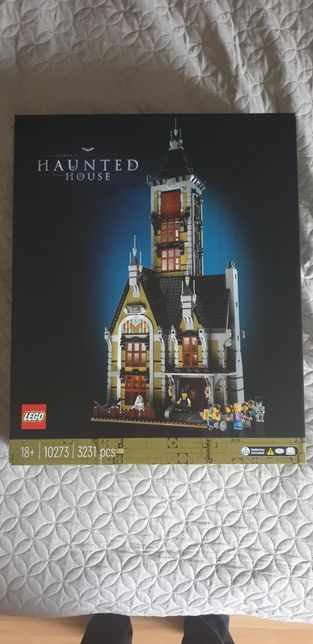 Nowe LEGO 10273 Haunted House MISB