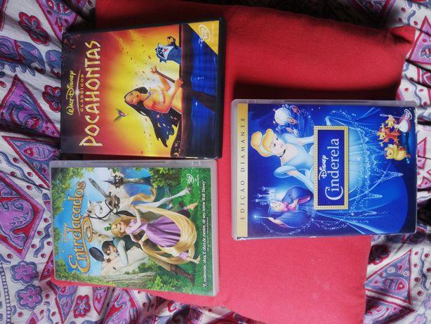 Clássicos Disney DVD