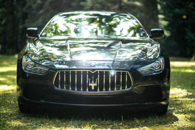 Свой Maserati Ghibli S Q4