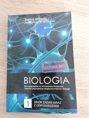 Zbiór zadań biologia Witkowski część 1
