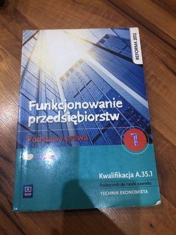 Podręcznik funkcjonowanie przedsiębiorstw 1