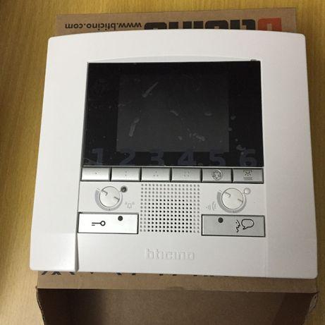 Monitor Videoporteiro a cores Bticino Refª 344192